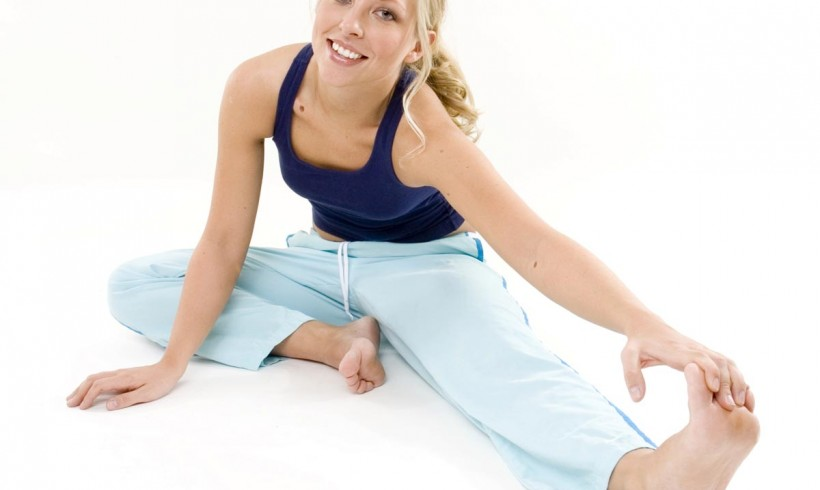 Stretch it out- In Feminine Flexibility!